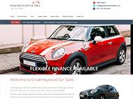 Great Haywood Car Sales